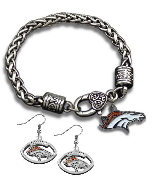 denver broncos jewelry new broncos charm by