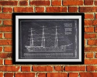 Sailing Ship Balclutha #0011