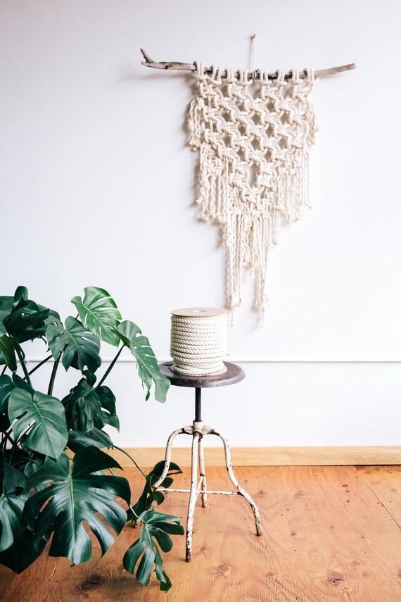 Basket Weaving Supplies Portland Oregon : Diy macrame rope foot mm quot natural cotton