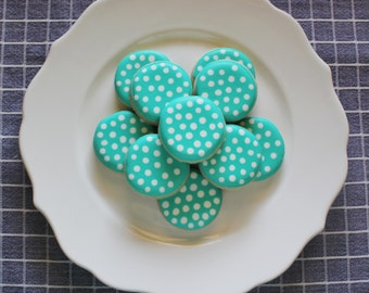 Sugar Cookies - Mini Cookie Dots