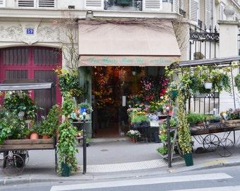 Florist Shop - Paris, France
