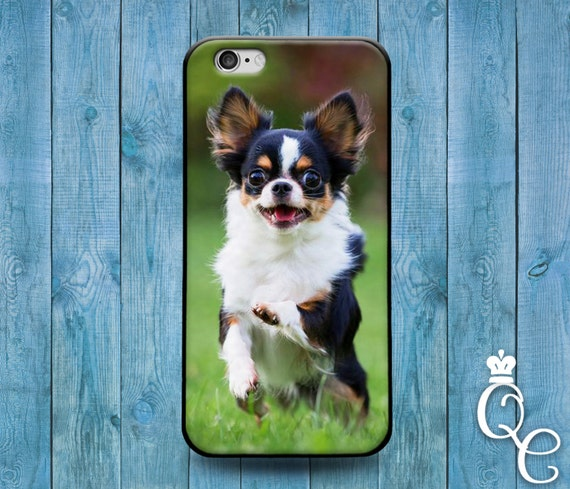 iPhone 4 4s 5 5s 5c SE 6 6s 7 plus iPod Touch 4th 5th 6th Gen Funny Dog Lover Puppy Pup Phone Cover Cute Chihuahua Fun Animal Cool Pet Case