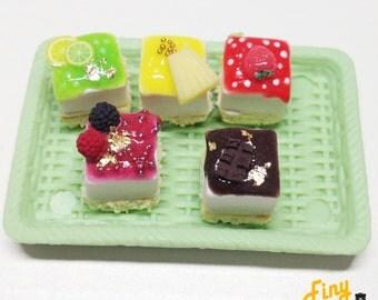 Miniature tutti frutti