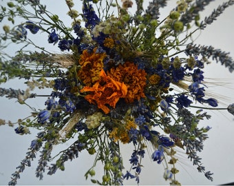 Dried Flower Bouquet #82