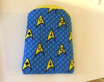 Star Trek Coin Purse / Cell phone bag