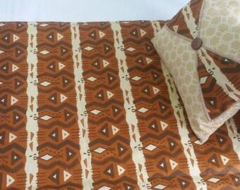 African baby bedding 2pcs-Bassam