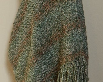 Mediterranean Shawl/Prayer Shawl