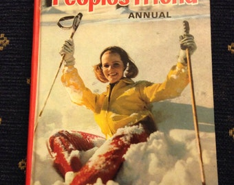 The People's Friend Annual, 1970-1971 compilation of stories