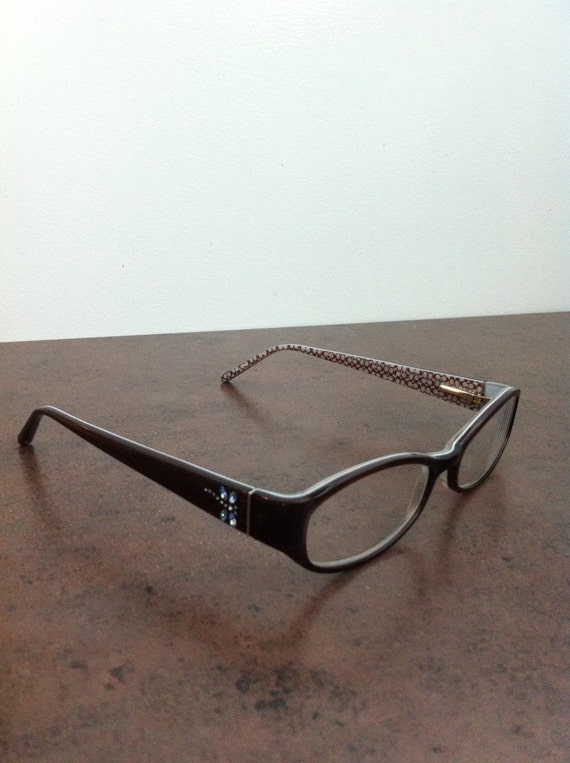Coach Eyeglass Frames Annabel 530 : Vintage Coach Glasses Dragonfly Annabel Frame Designer Eye