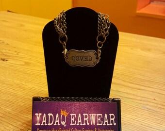 Vintage LOVED Bracelet