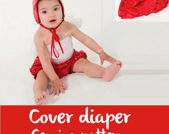 Sewing Patterns Cover diaper