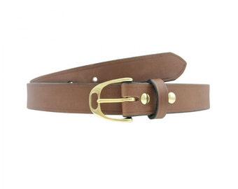 The Stirrup Belt