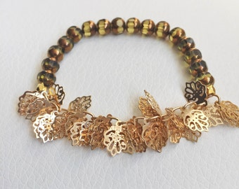 The Fall Bracelet