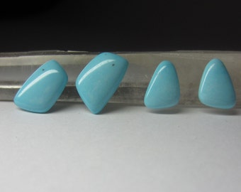 Natural Turquoise Gemstones set 6.8ct