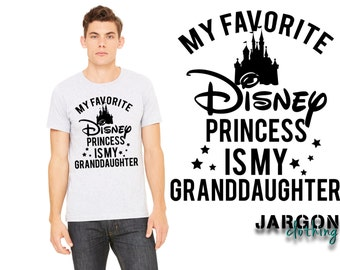 My Favorite Princess Is My GrandDaughter