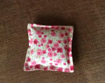Lavender sachet, lavender bag, handmade lavender bag, fabric lavender sachet, gift for her