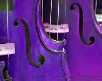 Twin Violet Violins digital download