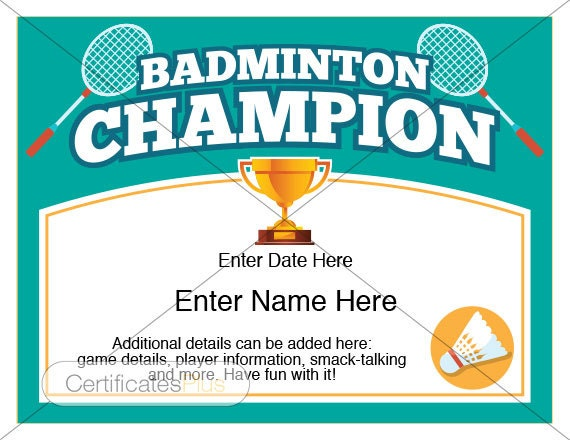 Create A Certificate Template
