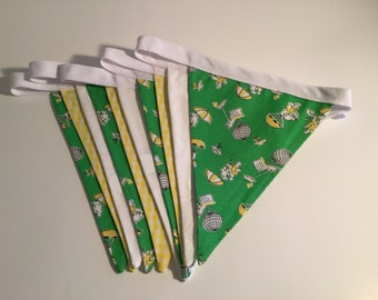 Teddy Bear Nursery Bunting