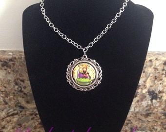 Snow White's Evil Queen Necklace