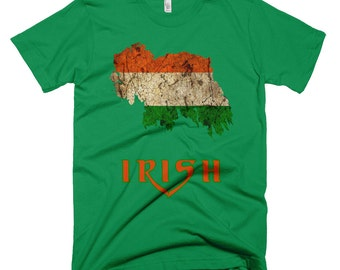 The Irish Flag T-Shirt
