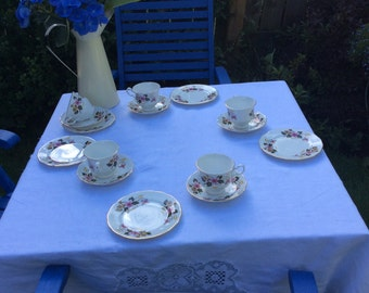 Gainsborough 15 piece Teaset