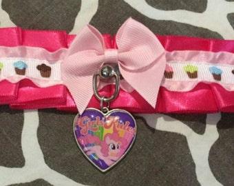 My Little Pony Pinkie Pie Collar