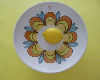 Danish ceramic bowl 60s from Odense