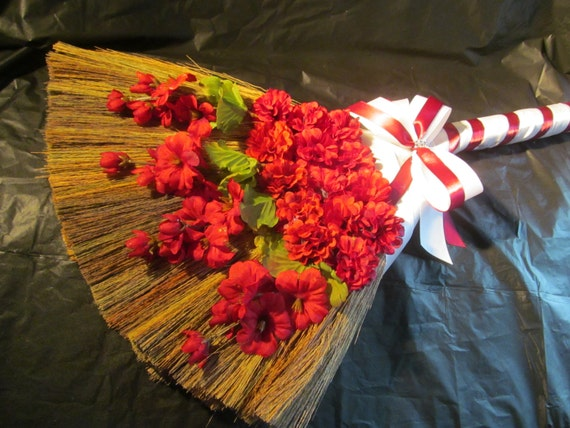 broom sale decorated wedding jump broom for jumping broom