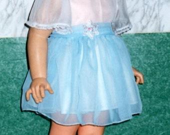 SALE!!! Patti Playpal SWEET BLUE dress for Patti Playpal by Ideal, Joanie, Janie, Playpal dolls, 36 inch Playpals