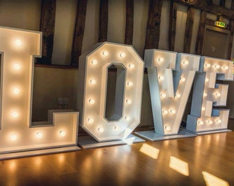 Wedding sign letters available for rental