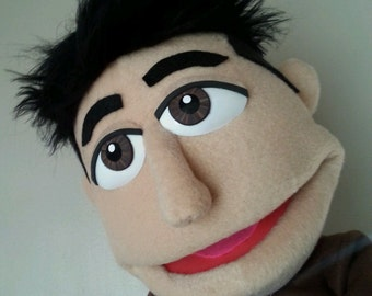 Professional puppet