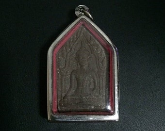 Phra Khun Paen LP Thai Amulet Very Efficacious in Bringing Charm to the Wearer Charming to the Opposite Sex, Bring for Prosperity and Money