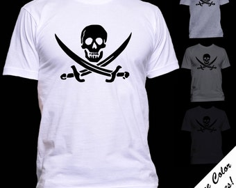 Jolly Roger Pirate T-shirt