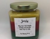 Jovie candle - Inspired by Elf - Hand Poured 8 oz Soy Christmas Candle - Home Decor