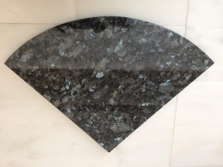 Blue Pearl Granite Natural Stone Shower Corner Shelf