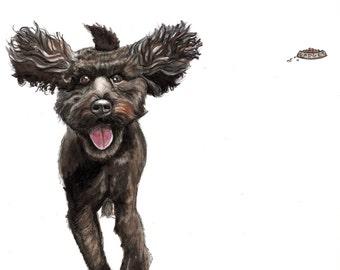 Custom Pet Illustration/Portrait