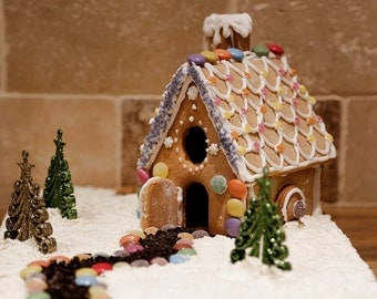 Ginger Bread House Cutters - Make Your Own Ginger Bread House