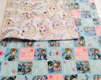 Frozen Toddler Blanket