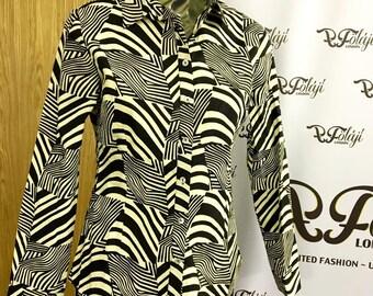 Moremi101/6 African Print Shirts