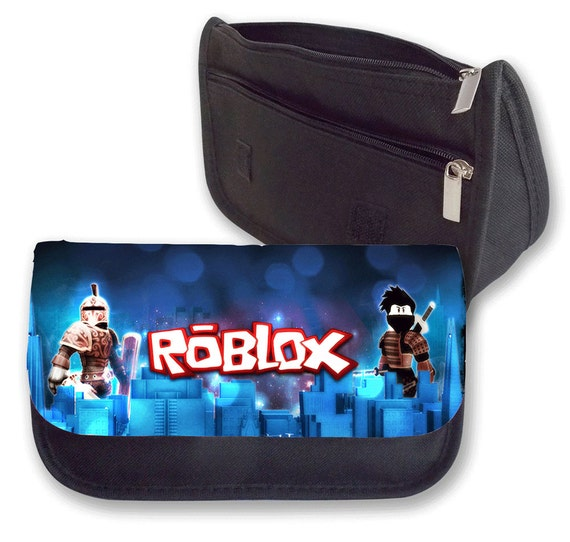 Roblox Pencil case/ Make up bag by smstogether on Etsy