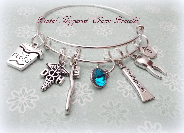 Dental Hygienist Gift, Dental Hygienist Bracelet, Gift Ideas for ...