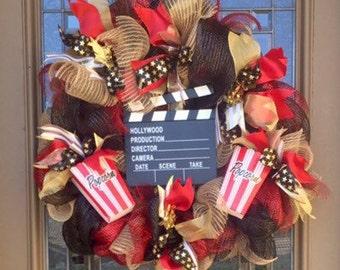 Movie Themed Wreath