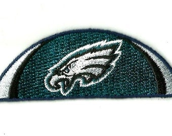 """Philadelphia Eagles * 3"""" inch * Embroidered * Iron / Sew on * Applique / Patch * FREE SHIPPING *"""