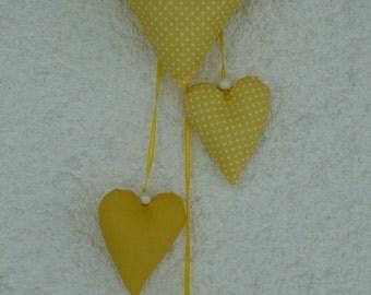 Spring Garland heart Garland
