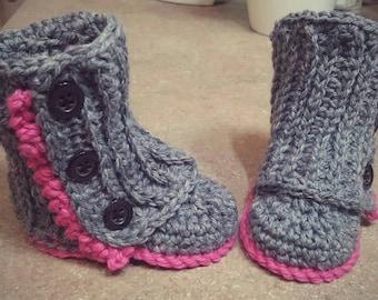 Baby booties crochet, baby boots, crochet baby shoes, baby footwear, booties, baby slippers, crochet, crochet, baby girl Booties