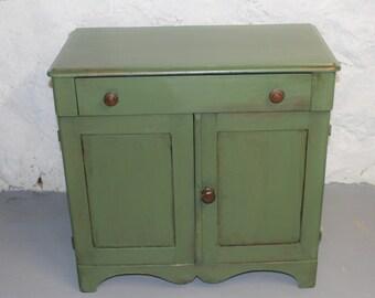 SOLD - Antique Dresser Cat Litter Box - Part of Portfolio - New Dressers Coming SOON!