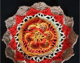 Mandala Doily