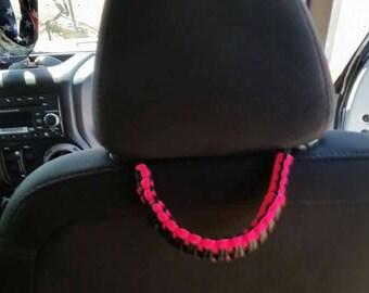 Jeep Paracord Headrest Grab Handles