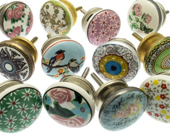 Door knobs Etsy